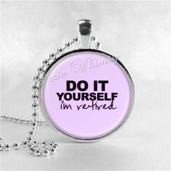 Retired necklace do it yourself im retired retirement zoom solutioingenieria