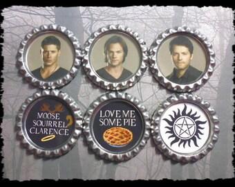 Supernatural Magnets