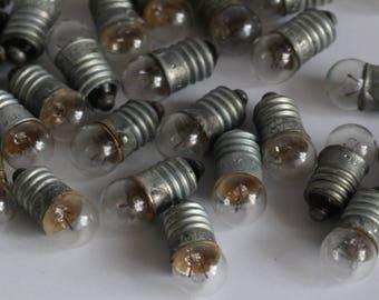 Incandescent lamps ussr