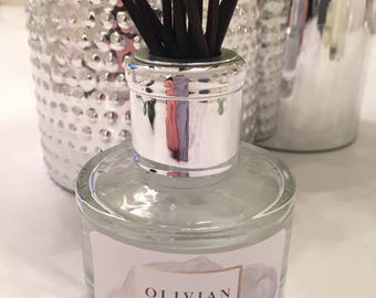 Earl Grey Tea Reed Diffuser inspired by The Jo Malone Fragrance. It's a beautiful sophisticated fragrance.