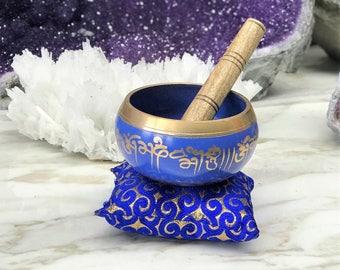 Medium Singing Bowl, Tibetan Singing Bowl