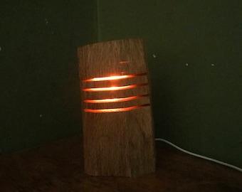 Wood usb night light