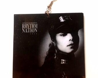 Rhythm Nation Earrings