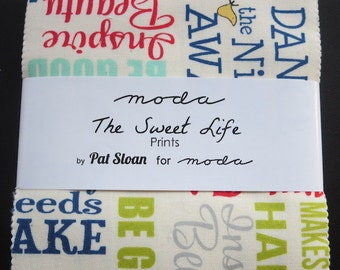One Week special - Moda - The Sweet Life by Pat Sloan