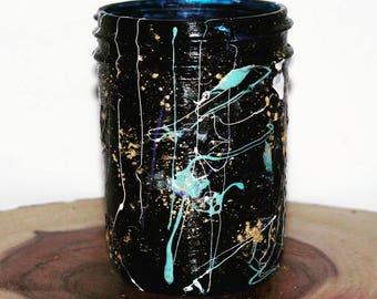 Constellation Mason Jar