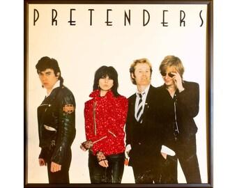 Glittered Pretenders Album