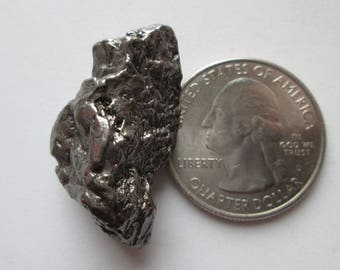 17.57 Gram Campo Del Cielo Argentina Meteorite, Iron from Outer Space # TM 3054