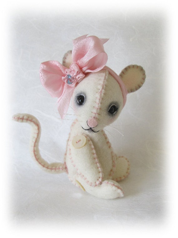 Wool Mouse Cat Toy