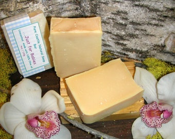 Goats milk specialty soap – Just For Babies