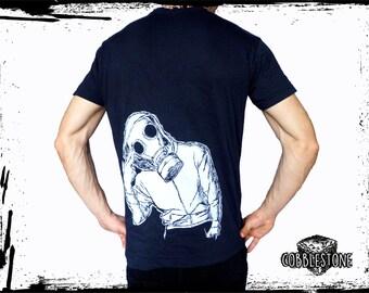 "T-shirt ""game over"" fair trade & organic"