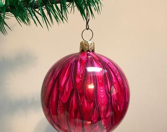 Mid Century West German Christmas Ornament
