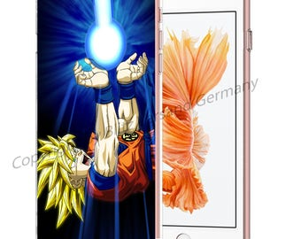 DRAGONBALL Z Smartphone transparent TPU Case with motif fit for Smartphone models Huawei iphone SAMSUNG Cartoon Comic M12