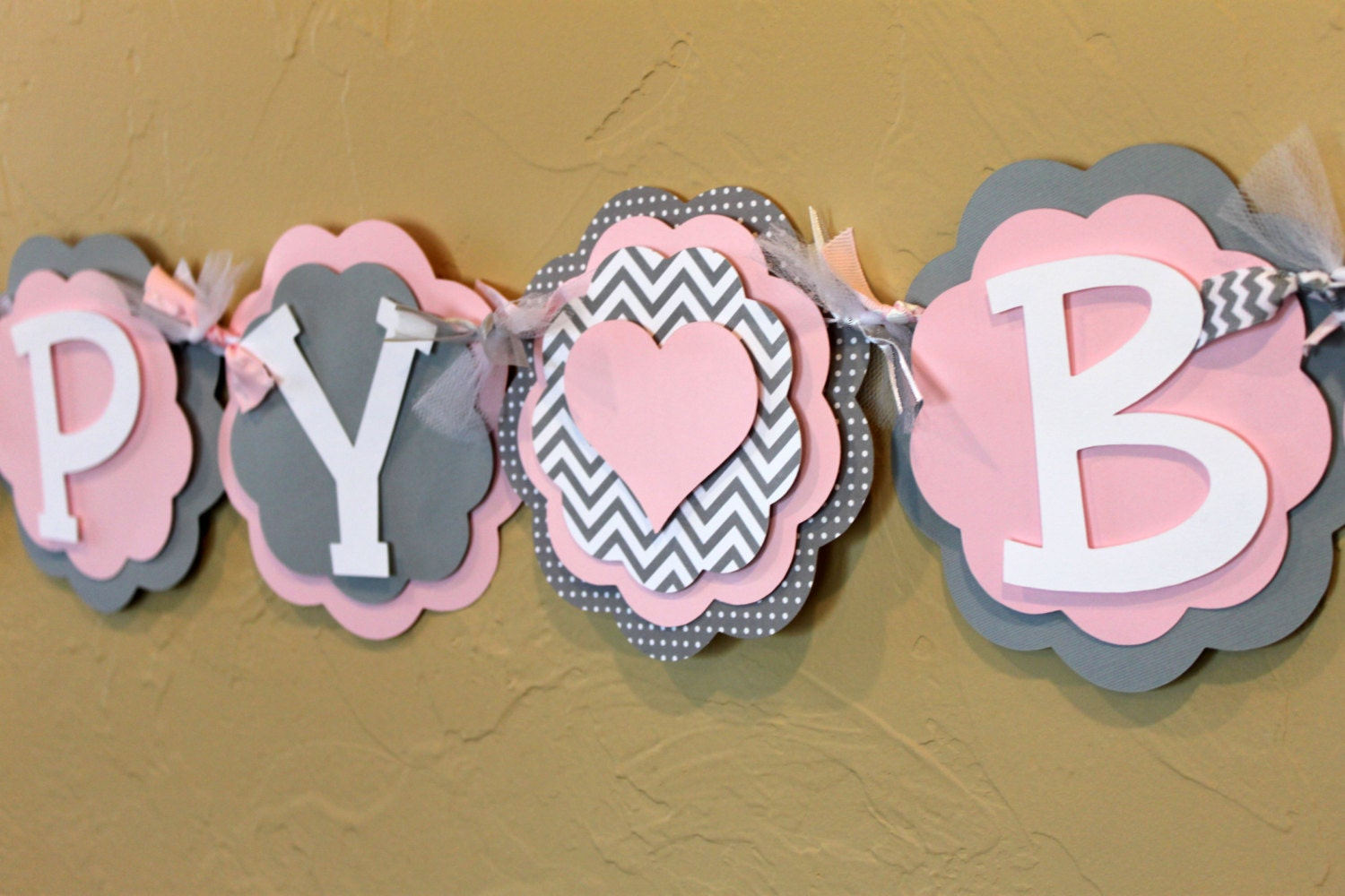 Results For Pink And Gray Chevron Baby Shower Supplies