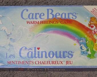Vintage Care Bears Board Game 1984
