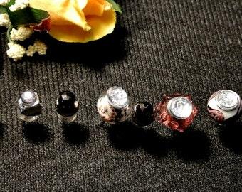 Purple Bead Thumbtacks Pushpins, Mothers Day Purple Thumb Tacks Push Pins, Gift For Her, Mothers Day Gift, Cork Board Accessory