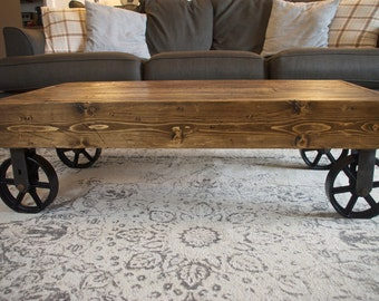 Rustic Coffee Table New in Images of Concept