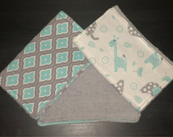 Burp Cloths (3pk)
