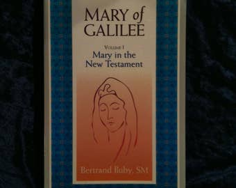 Mary Of Galilee - Mary In The New Testament