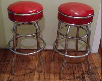 Industrial Metal Amp Wooden Bar Stools Seats Swivel Hairpin Legs