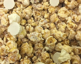 ITSPOPN Gourmet Popcorn White Reece Cup Popcorn