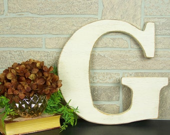 Rustic Wooden Letters for Wall Gifts Under 30 Rustic Home Decor Country Home Decor Rustic Letter Decor 12 Inch Letter G Sign Wood Letters