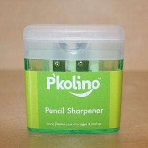 P'kolino Dual Pencil Sharpener