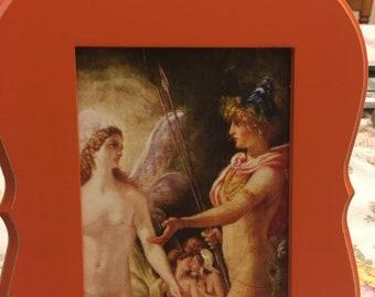 Framed Titania and Oberon print