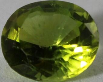 Natural Peridot 2.15ct