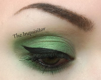 CLEARANCE: THE INQUISITOR - Handmade Mineral Pressed Eye Shadow