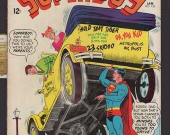 Superboy, 1966, vol 1, 3126, 2.5 (GD+)