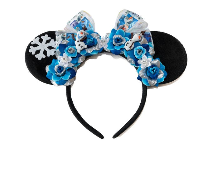 Olaf Mouse Ears Headband