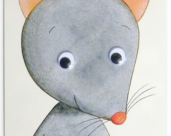Greeting card Mouse