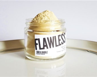 Turmeric Face Mask | Facial Cleanser | Face Scrub | Honey Mask | Skin Brightening Turmeric Mask | Facial Mask For Acne Scar