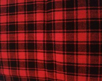 "African Blanket /Maasai blanket/Red Masai shuka/Kenya items/ Tanzania items/ MamaZuriStyle/ l 80"" W 60"""