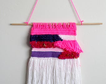 Pink Party Wall Hanging