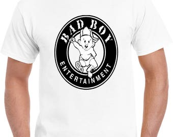 Bad Boy Records Hip Hop Tshirt