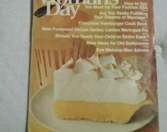 Vintage Womans Day Magazine