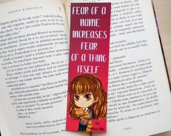 Hermione Granger bookmark