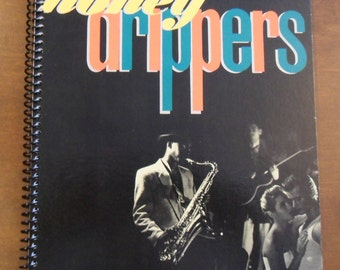 The Honeydrippers 50 page notebook