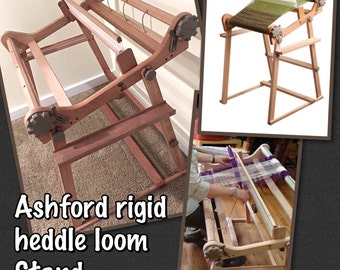 Ashford Rigid Heddle Loom Stand (for non folding loom): saorisantacruz