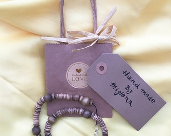 Handmade necklace jewellery