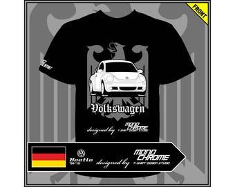 T-shirt Volkswagen New Beetle '06-'10