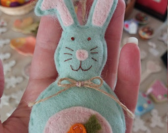 Bunny Rabbit Ornament,