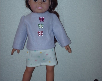 Butterfly outfit (American girl)