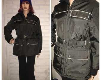 Vintage 70's Raven Ski Jacket