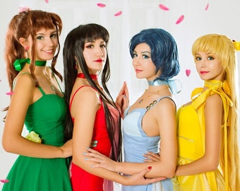 Sailor Princess - Sailor moon - Cosplay print