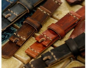Handcrafted  STANDARD Band  for marianne handmade watches