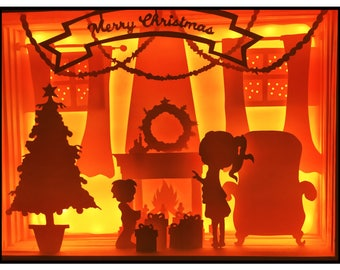 BOX 009: Christmas atmosphere