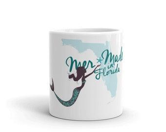 Mermade in Florida Mug