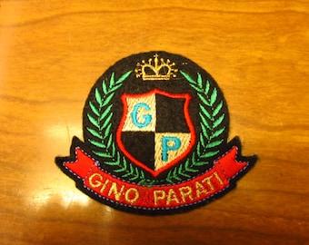 Vintage Gino Parati Patch